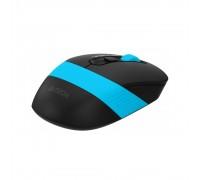 Мышь A4 Fstyler FG10s 2000dpi черный/синий USB