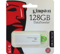 Флеш-накопитель Kingston 128Gb USB 3.0 DTIG4 гар.6 мес.