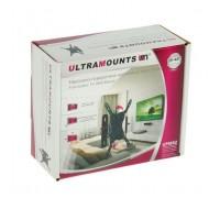 """Кронштейн Ultramounts UM862 13""""-42"""" до 20 кг настенный поворот и наклон"""