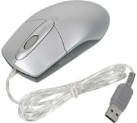 Мышь A4 OP-720 серебристый USB