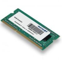 Память оперативная Patriot SODIMM 4GB 1600MHz DDR3 PC3-12800 CL11