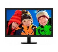 """Монитор Philips 27"""" 273V7QDSB (00/01) Black IPS LED 16:9 DVI HDMI 250cd"""