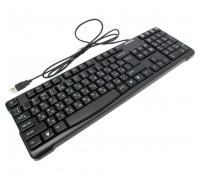 Клавиатура A4Tech KR-750 black USB гар.6мес