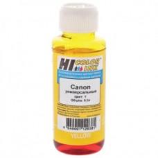 Чернила Canon Universal yellow 100ml Hi-black